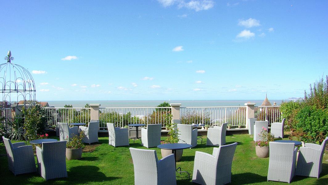 hotel à Villerville en Normandie